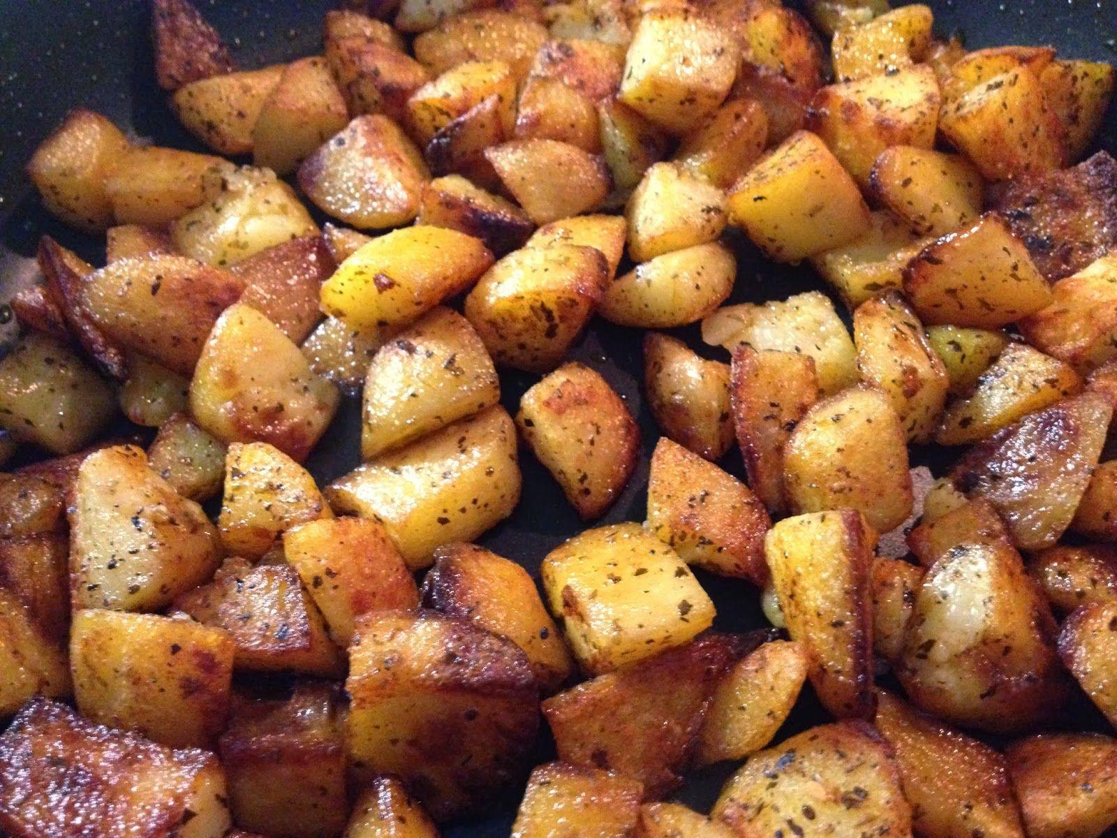 Mine bedste opskrifter: Brasekartofler