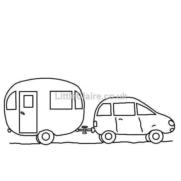 digi car and caravan