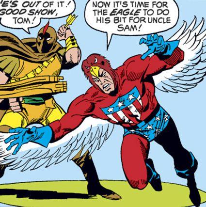 34+ Winged superhero ideas in 2021