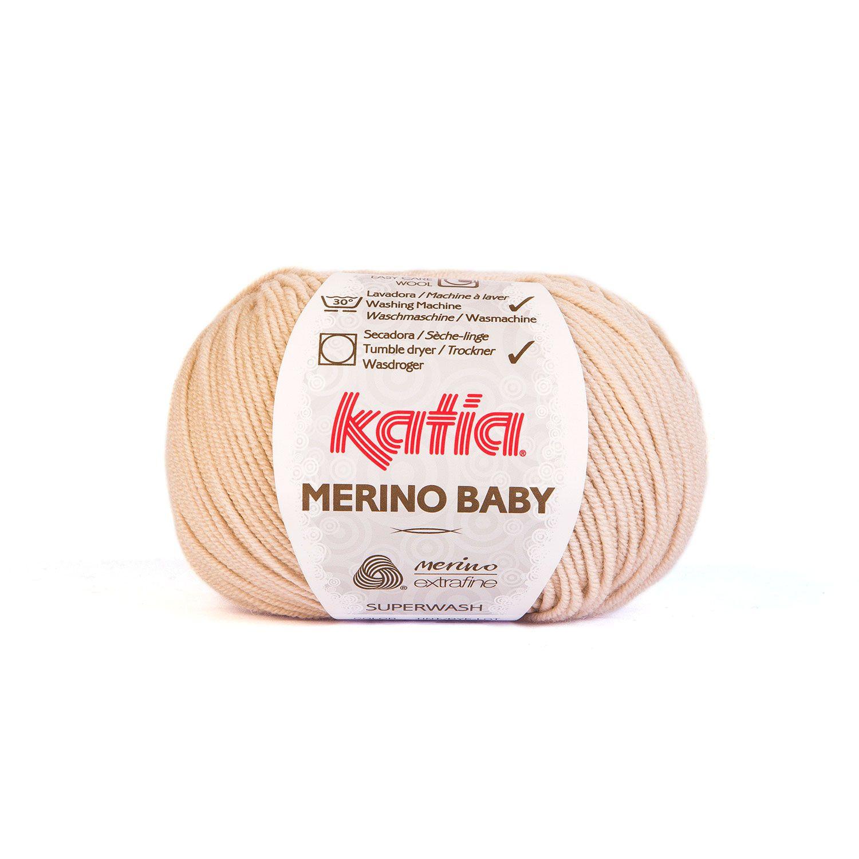 MERINO BABY Otoño Invierno lanas  