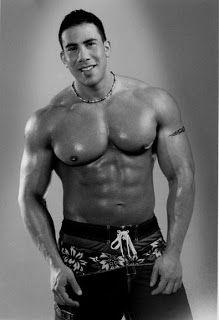 Joey jordan muscle
