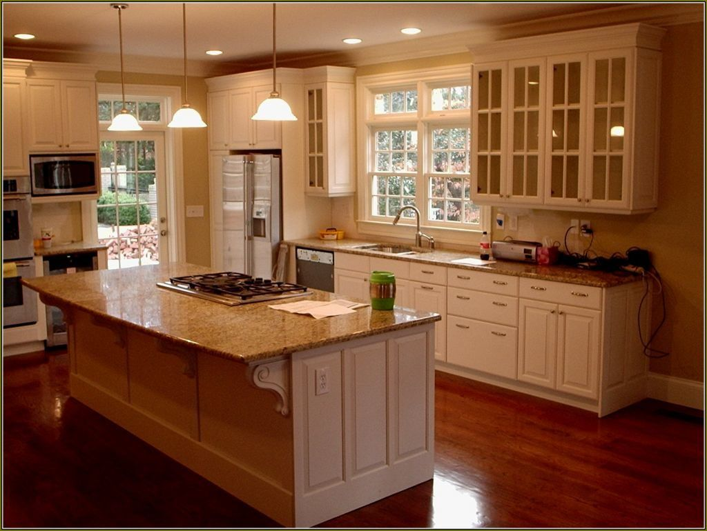 Inspirational Unfinished Kitchen Canada (Dengan