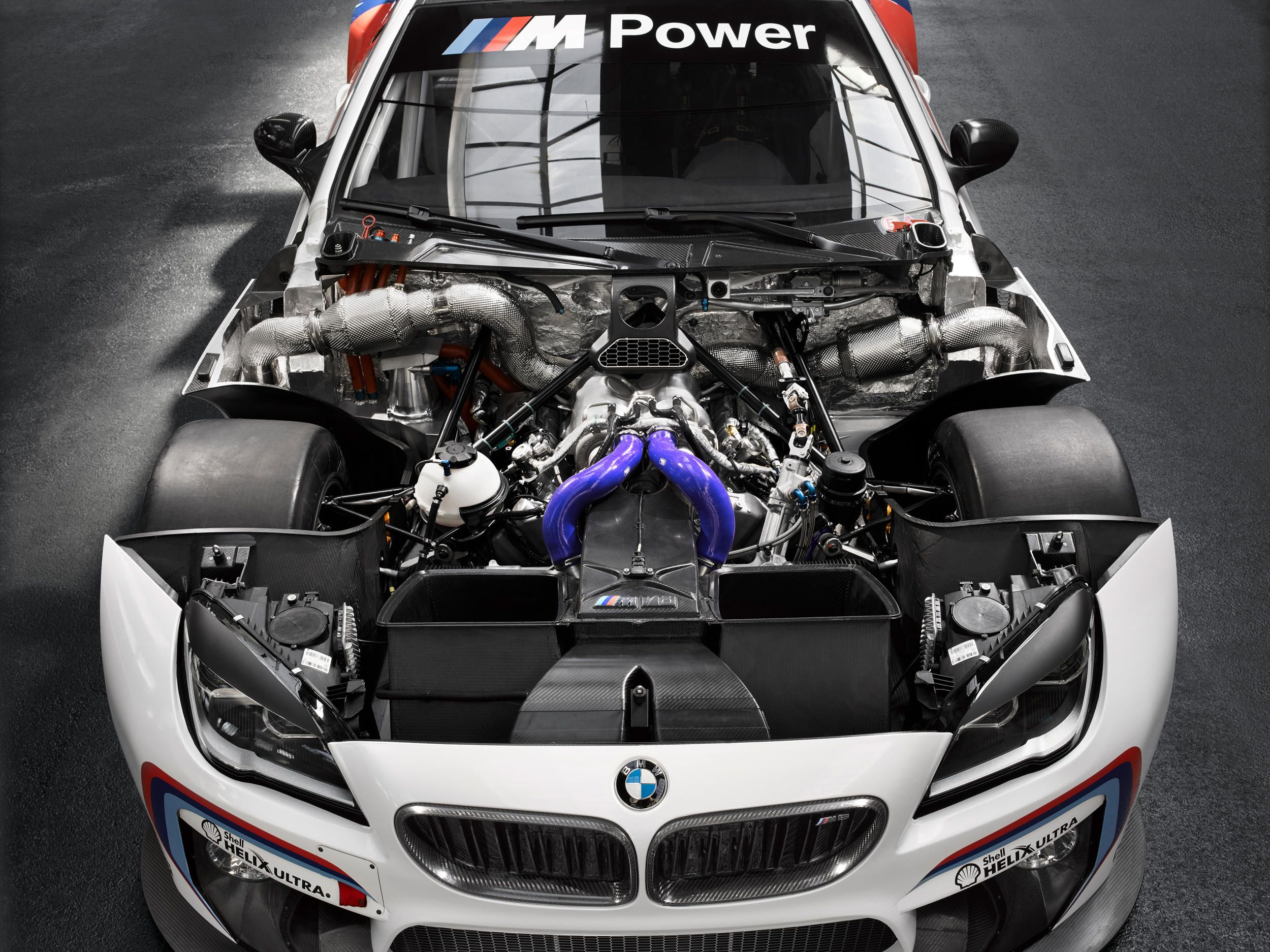 Bmw Goes Into Race Mode With The M6 Gt3 And The M6 Coupe