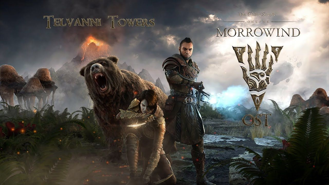 OST - Telvanni Towers - The Elder Scrolls Online™: Morrowind