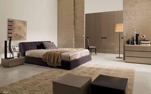 luxe moderne slaapkamer - Google zoeken | Interior and Design ...