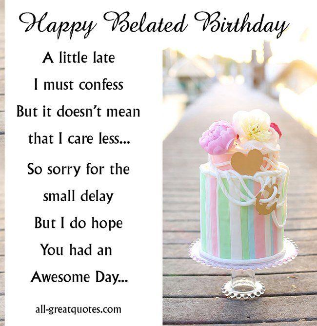 Free Birthday Cards On Facebook Verses Pinterest Free Birthday