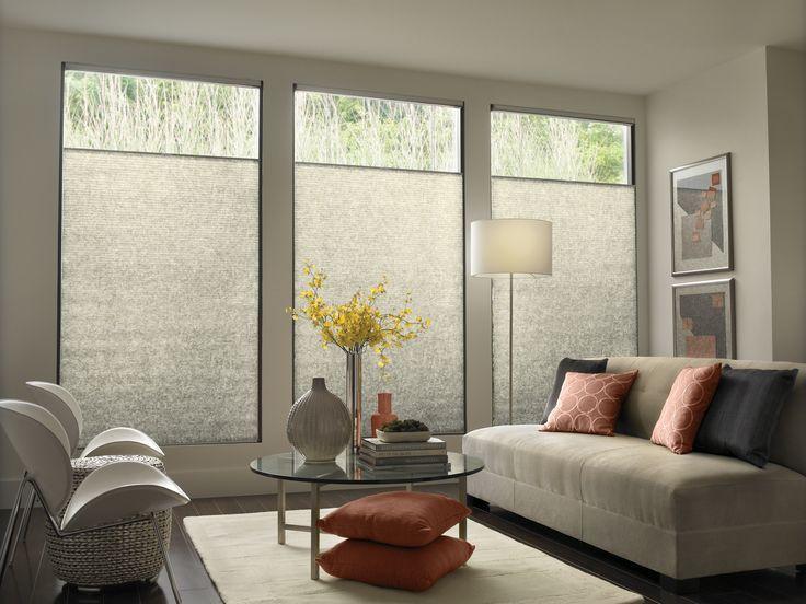 Grosse Fenster Vorhang Ideen Haus Fenster Wohnzimmer Jalousien