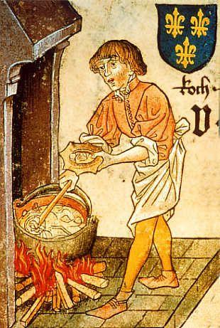 Salsa Delicata Ricetta Di Cucina Medievale Storia Medievale Mestieri Medievali Medievale