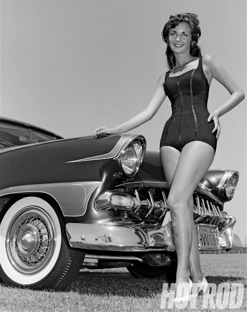 larry watson 55 fords custom car car chronicle
