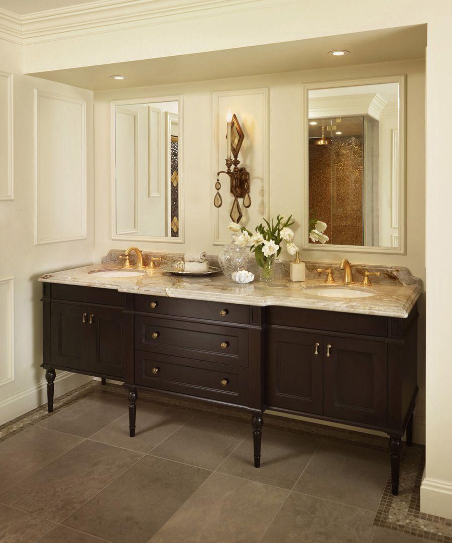 18 Stunning Master Bathroom Lighting Ideas: Interior Design Project: Couples Retreat