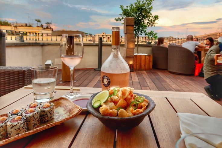 Rome Rooftop Bars - My Top 10 nel 2020