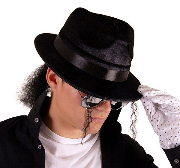 3bdf7515206 Michael Jackson Hat. Look like the legendary king of pop when you wear this Michael  Jackson Hat.