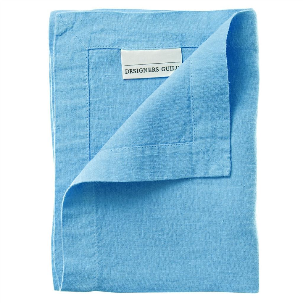 Lario Marina Table Linen Designers Guild Grey Placemats Placemats Blue Placemats