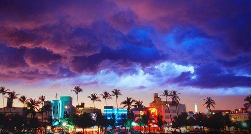 Awesome Sky South Beach Miami South Beach Hotels Beach Wallpaper