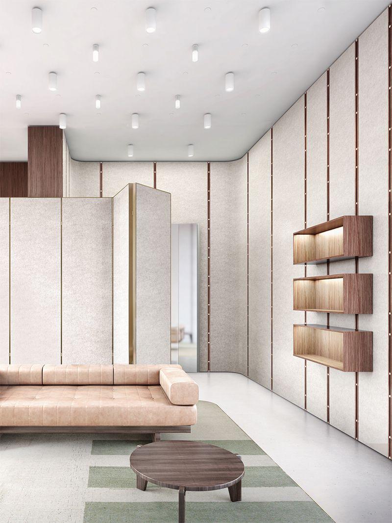 Bally LA Flagship Interior Inspiration Pinterest Retail