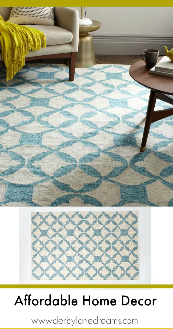 $149.99 Half-price rug from West Elm. Love this! #homedecor #home ...