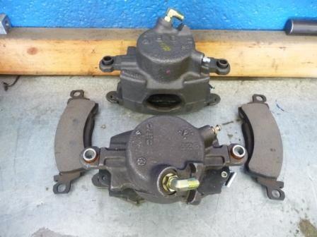 Tech Cheap Ford Falcon Disc Brakes The H A M B Automotive Repair Ford Falcon Cool Cars