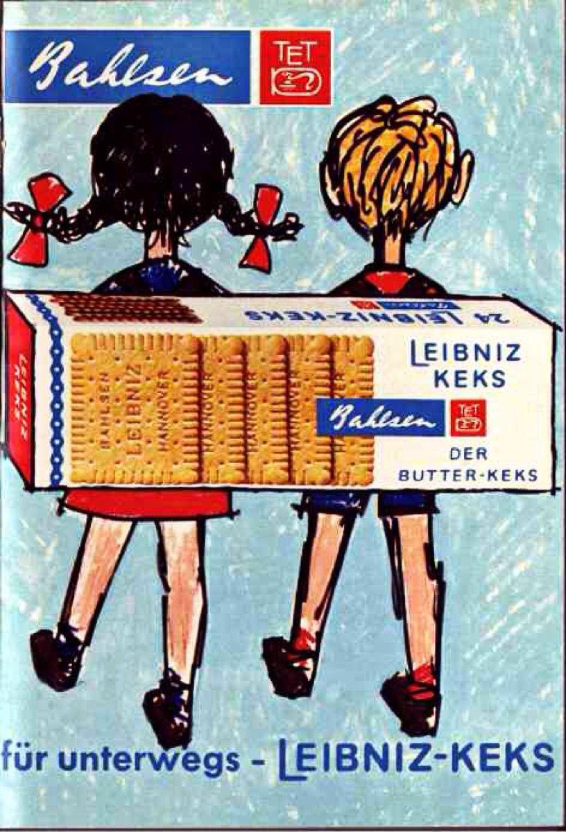 70 Er Jahre Leibniz Kekse Kindheitserinnerungen Kindheit