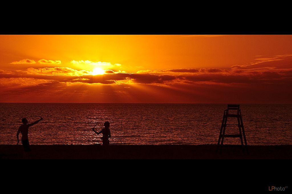 Emociones únicas y alegría,  jugando con el sol de Canarias - Foto de Aitor Lopez de Audikana