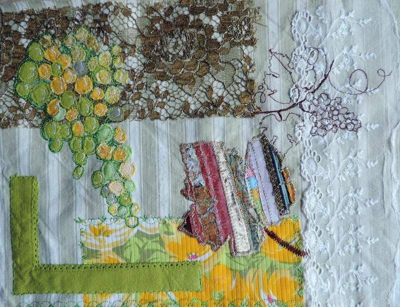 art textile mimiblue