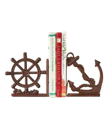 Look What I Found On Zulily Anchor Ships Wheel Cast Iron