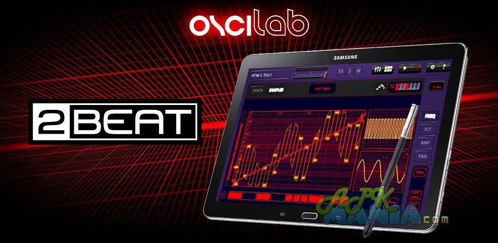 Oscilab Pro Groovebox & MIDI v1.5.7 APK Updated Download
