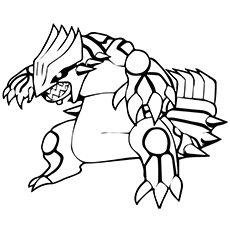 top 93 free printable pokemon coloring pages online   stuff to buy   dibujos, groudon pokemon y