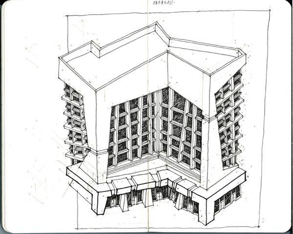G. Eddie Guidry→Form Buildings 01