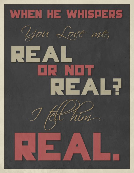 Hunger Games Poster Real Or Not Real 85 X 11 Digital Prints Peeta