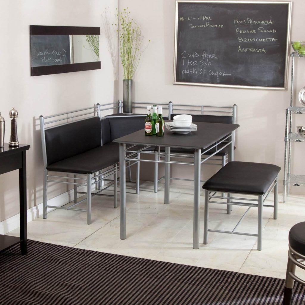 Corner Breakfast Nook Furniture Sets (Booths) | L Shaped Dining ...