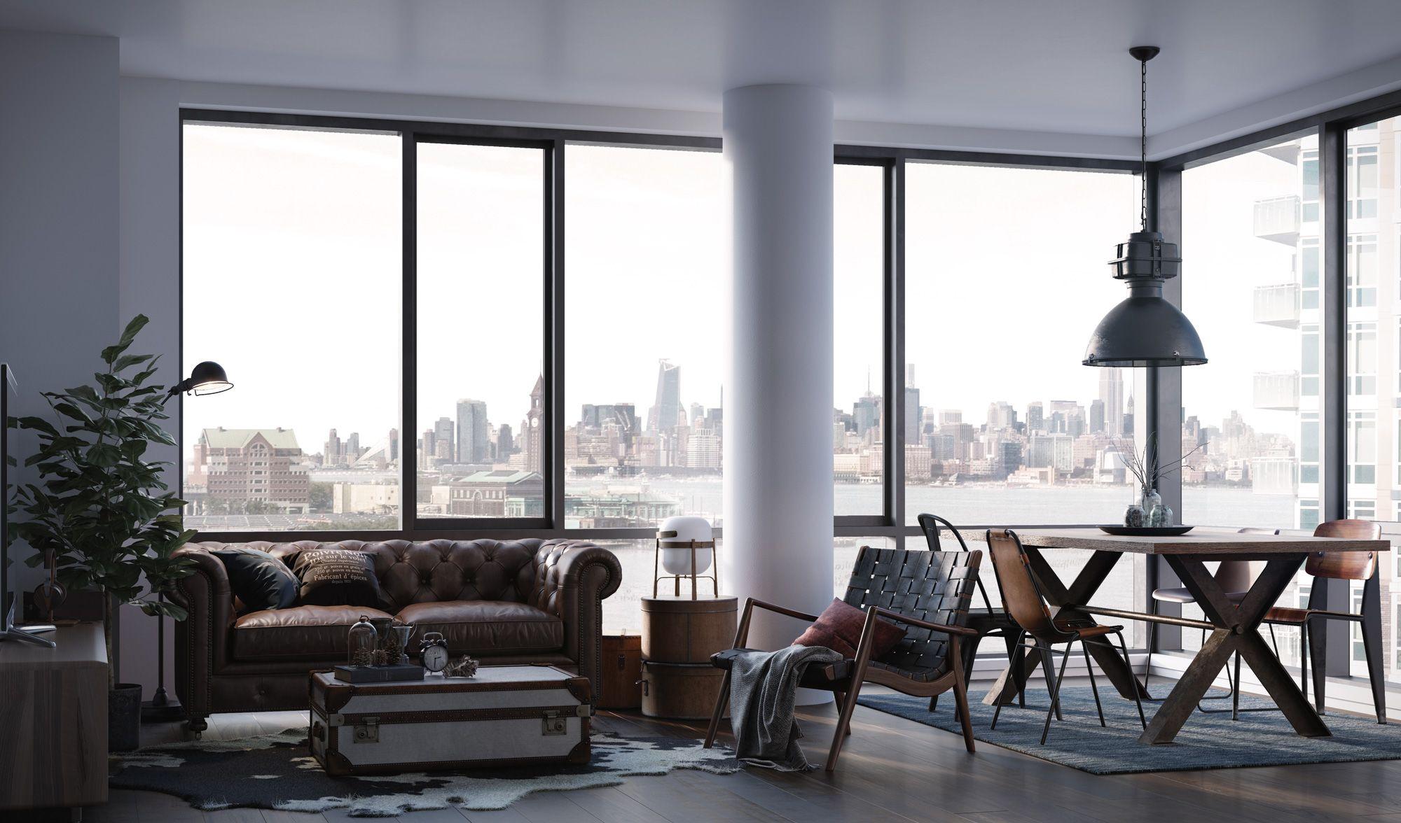 Peek inside Park and Shore, Jersey City's 'ultra luxury ...