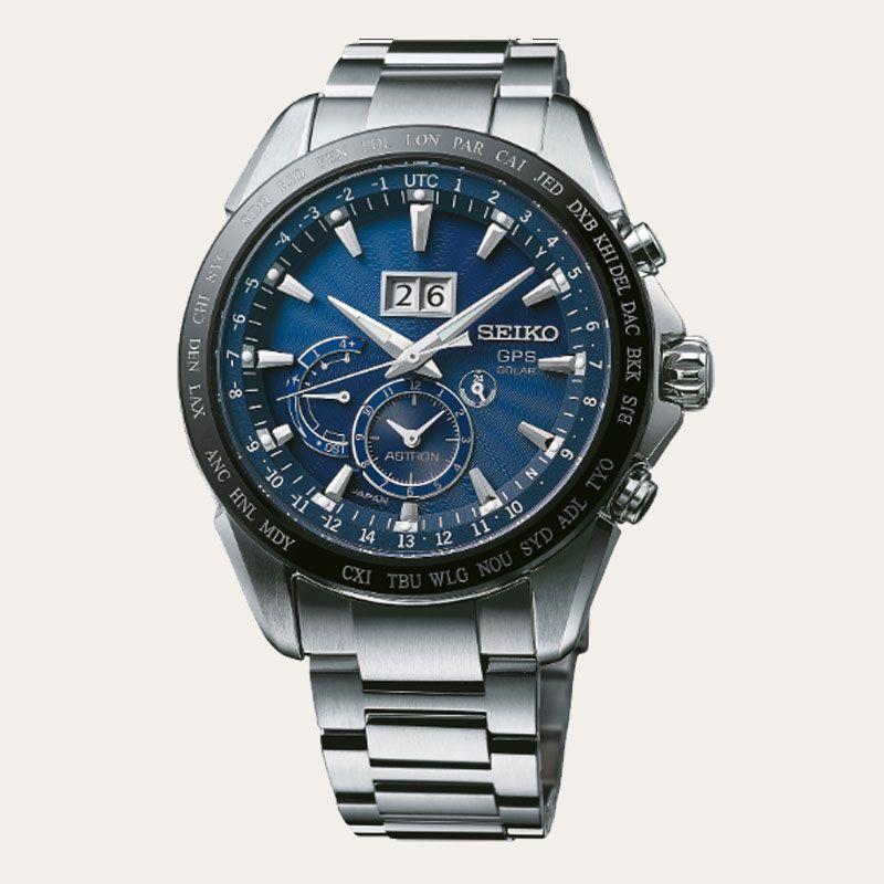 SEIKO Limited Edition Astron GPS Solar Men Watch SSE147J1