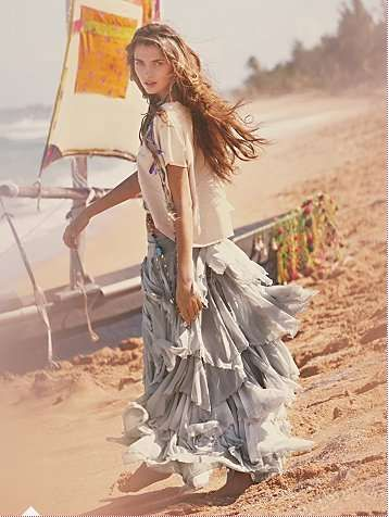 Free People Castaway Collection @Kiera Haddock I love pictures that look whimsical and out-of-this-world