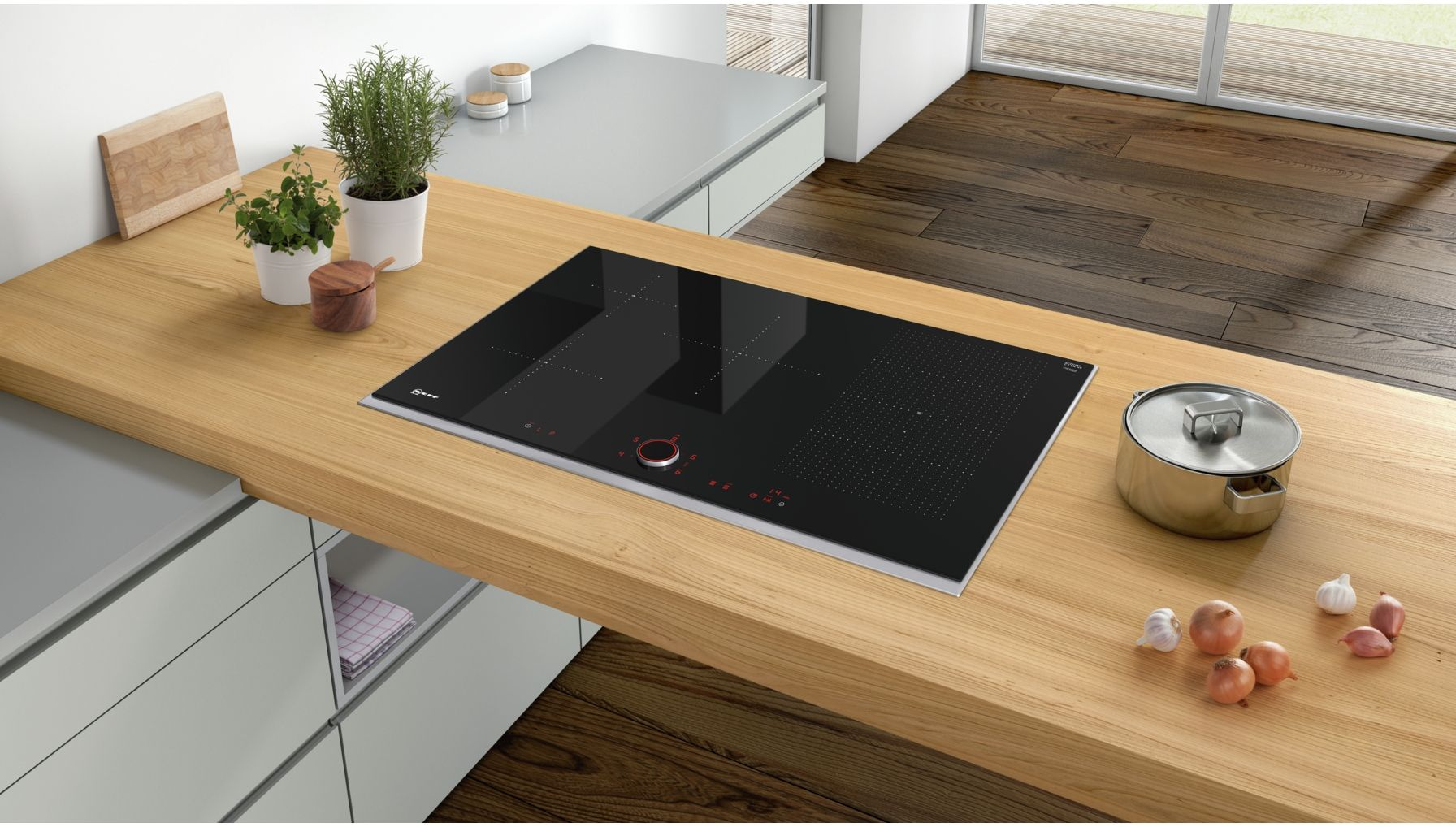 NEFF | PRODOTTI - Piani cottura un INDUZIONE - - T58TS21N0 cucina ...