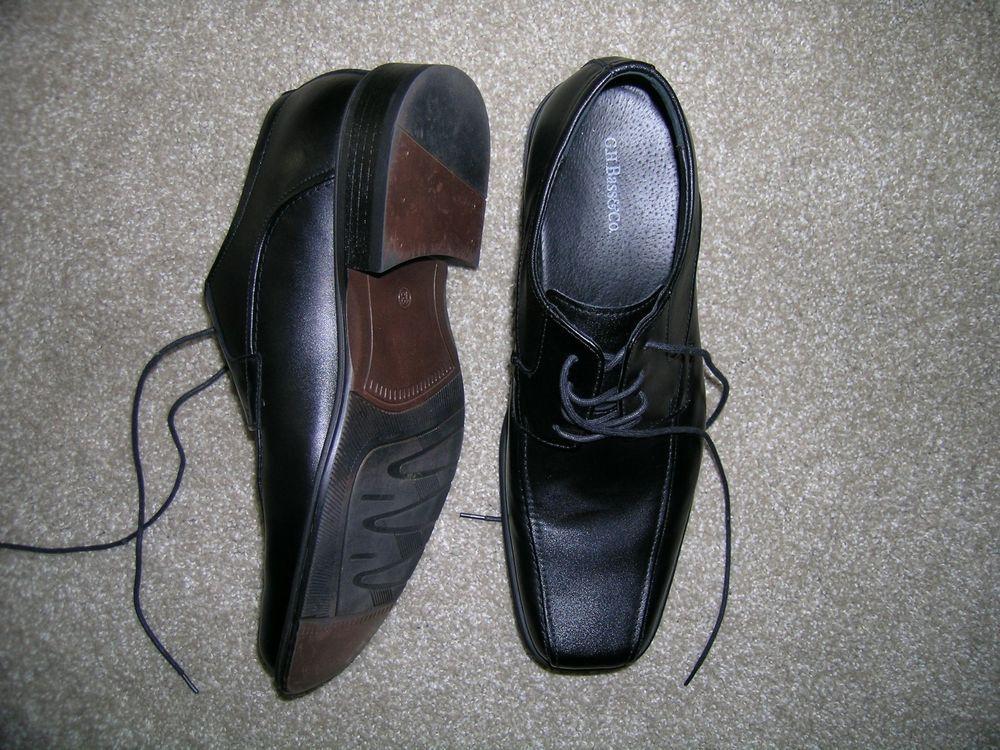 13 D Shoe Size.Men S Gh Bass Co Albany Oxfords Dress Shoe Size 13d 13 D