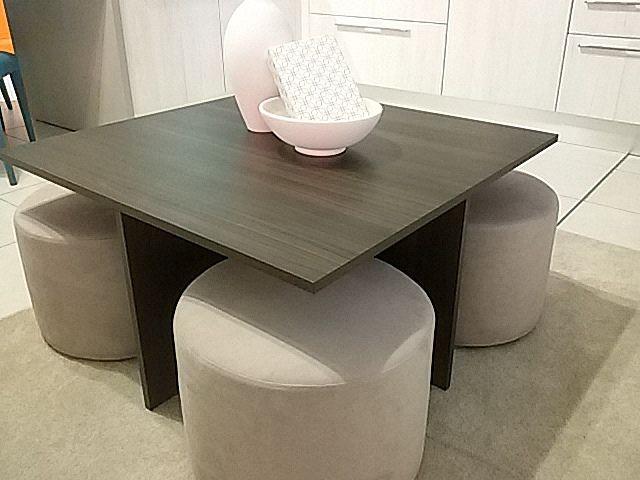 Tavolino con pouf Colombini | Progetti da provare in 2018 | Pinterest