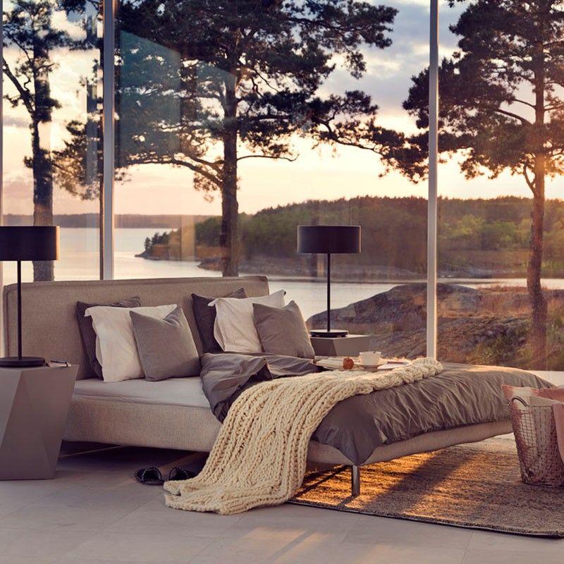 Furninova Norfolk Bed LC
