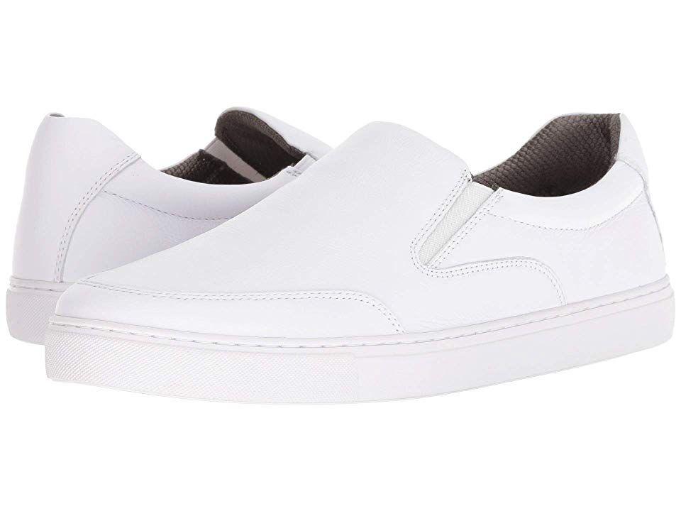 Nurse Mates Foley Men's Shoes White in