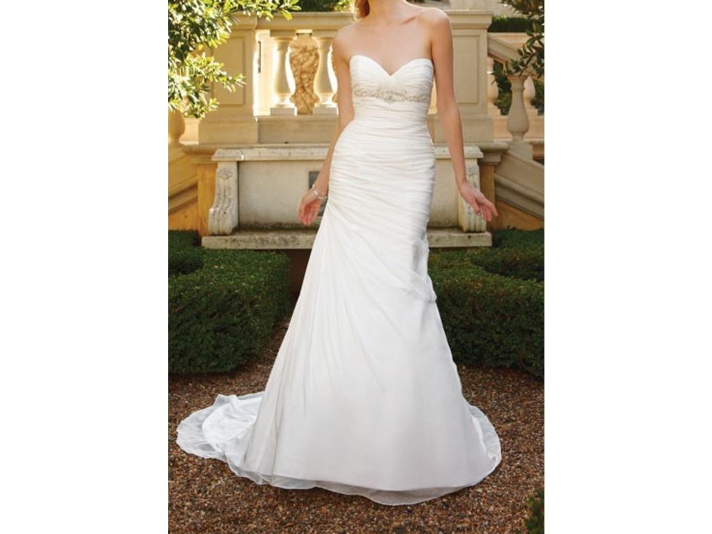 Casablanca 2049 655 Size 6 New Un Altered Wedding