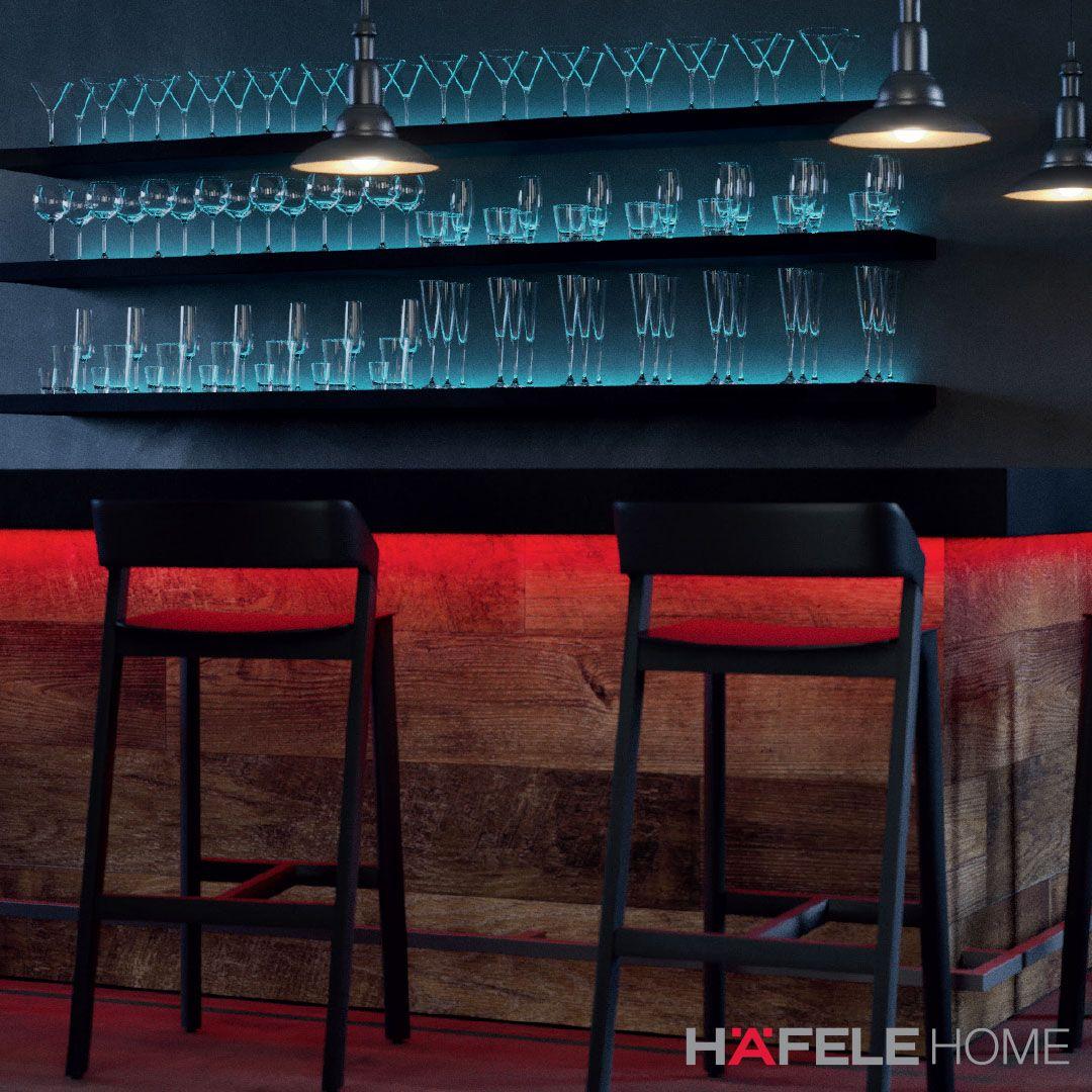 Loox Led Lights Hafele Home Led Lights Strip Lighting Interior Styling