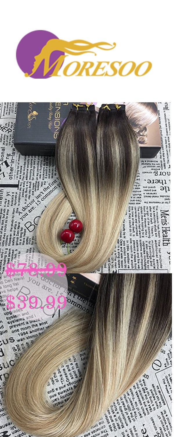 Sunny Hair Blonde Tape In Hair Extensions 18613 Ash Blonde