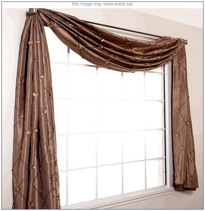 Dining Room Window Valances: Window Valance Ideas