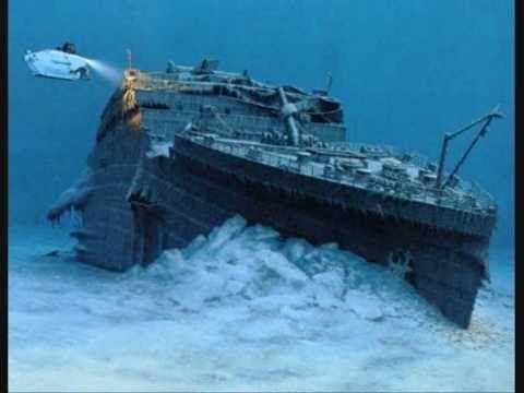 Dj Tiësto Titanic Titanic Underwater Rms Titanic Titanic History