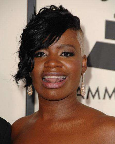 Fantasia barrino big mouth are not