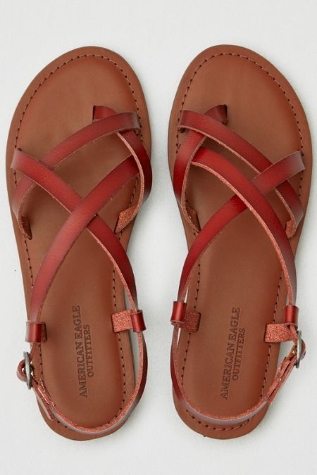 2255a948e13 American Eagle Outfitters AE Strappy Sandal | Cute Outfits in 2019 ...