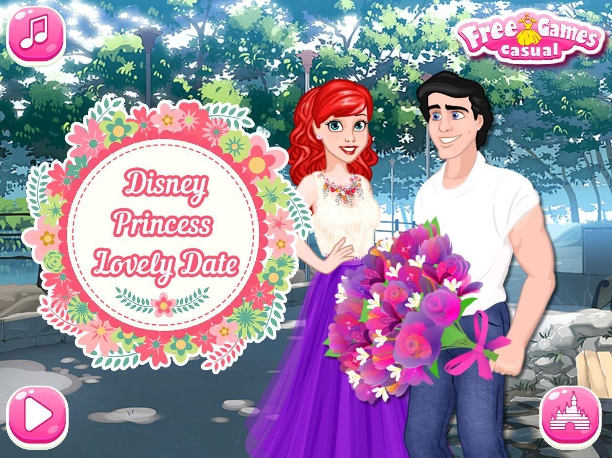Piękna Ariel wybiera się na randkę wraz ze swoim przyszłym partnerem. Jak wyjdzie to spotkanie?  http://www.ubieranki.eu/ubieranki/10282/ksiezniczka-na-randce.html