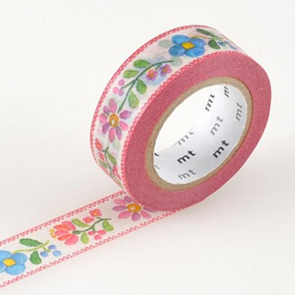 MT ex Embroidery Washi Tape