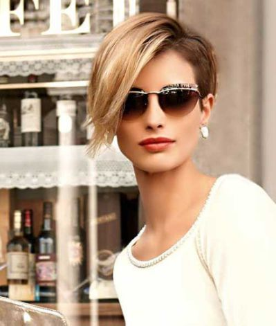 Feathered Pixie Cuts Hairstylegalleries Edgy Haircuts