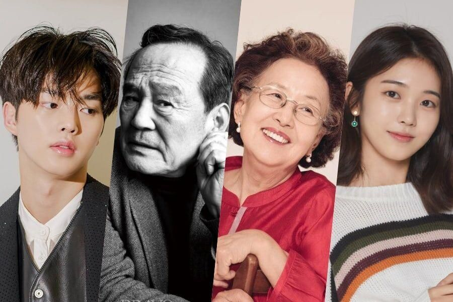 Song Kang, Park In Hwan, And More Confirmed For New tvN Drama About Ballet