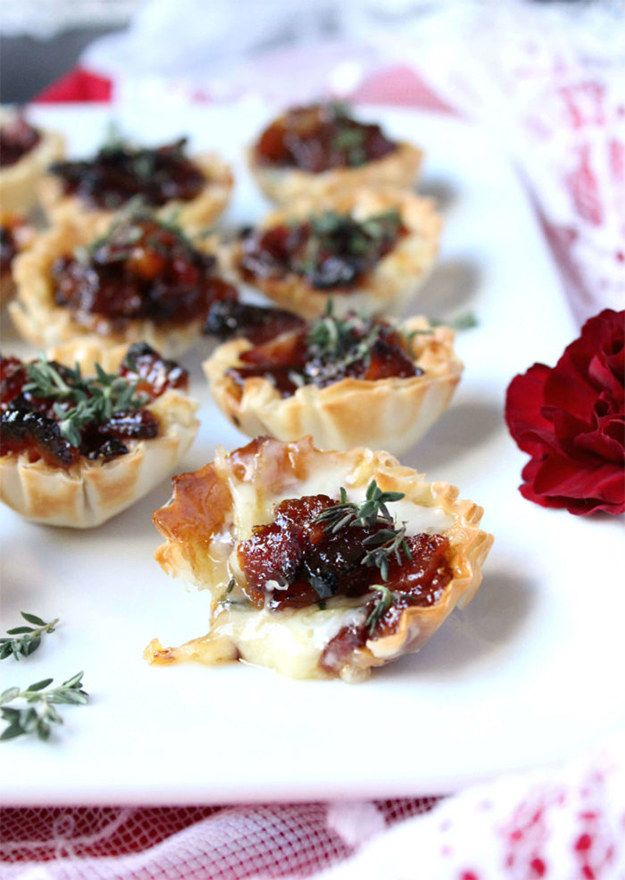 25 Fabulous Appetizers For Your Holiday Table Bacon jam